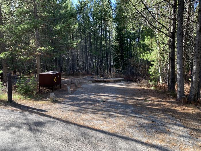 Campsite #64Parking Pad