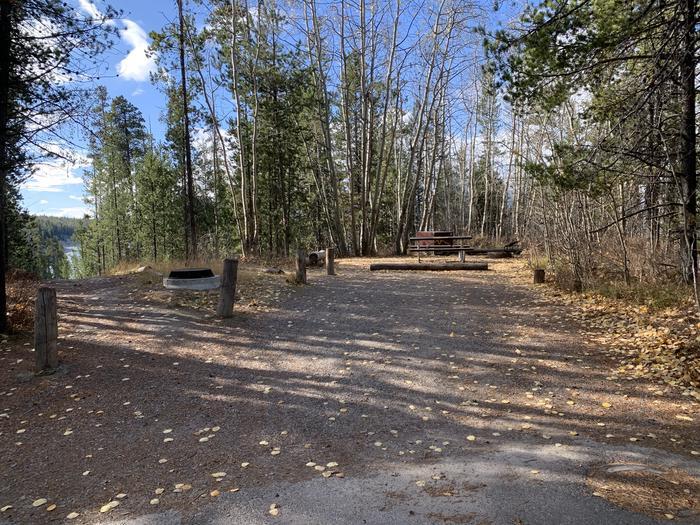 Campsite #71Parking Pad