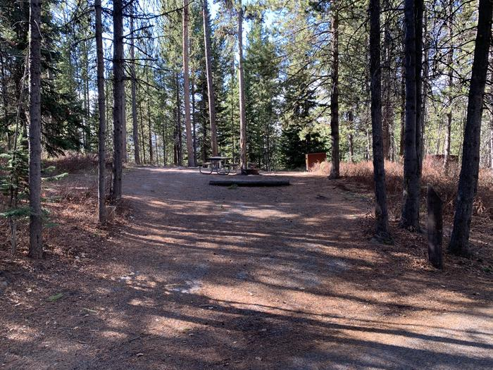 Campsite #74Parking Pad