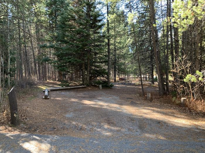 Campsite #85Parking Pad