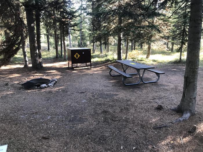 Tent Only SiteSite #1
