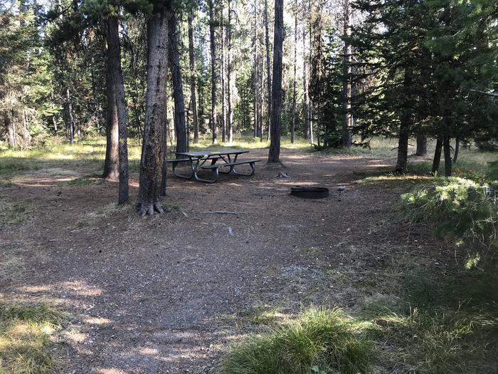 Tent Only SiteCampsite #4
