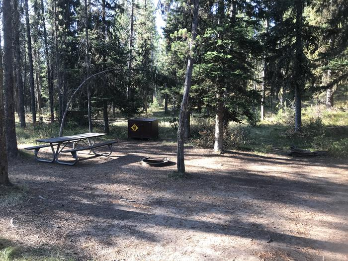 Tent Only SiteCampsite #8