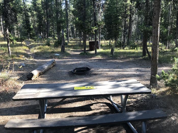 Tent Only SiteCampsite #10