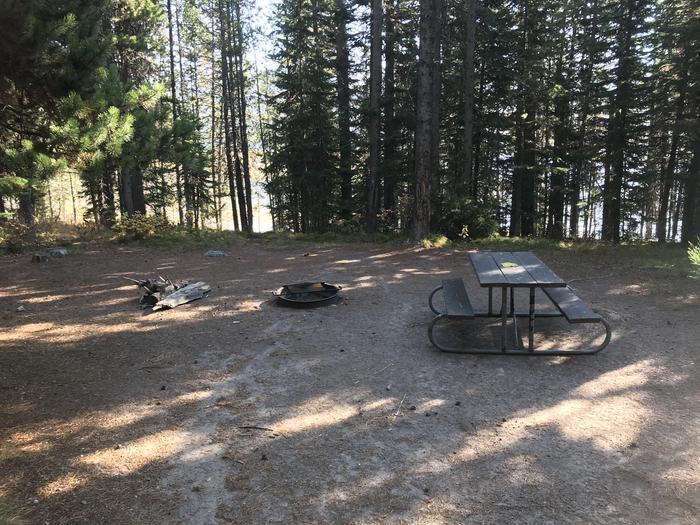 Tent Only SiteCampsite #17
