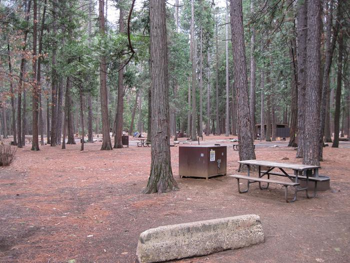 CampsiteCampsite 10