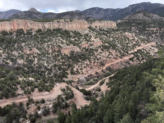 Shelf RoadScenic View
