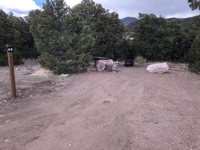 Site A-8Standard Non-electric