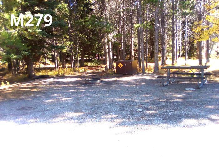 M Loop Site 279