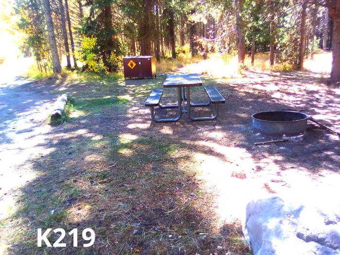 K Loop Site 219