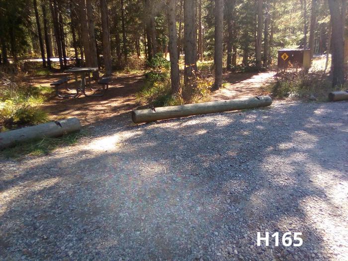H Loop Site 165