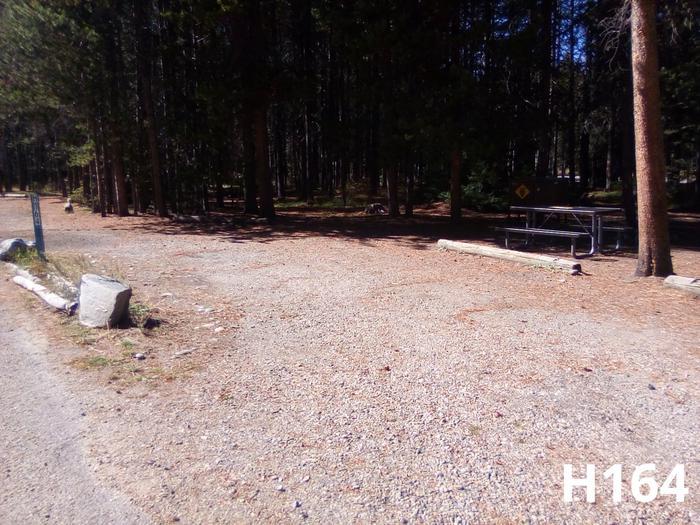 H Loop Site 164