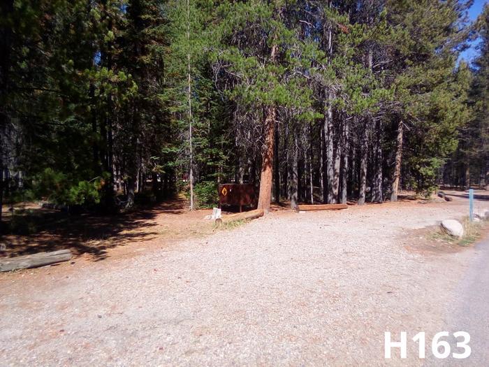 H Loop Site 163