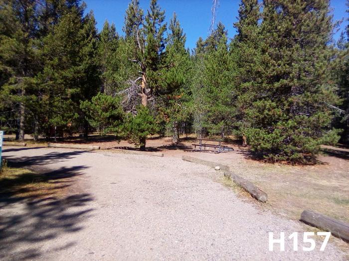 H Loop Site 157