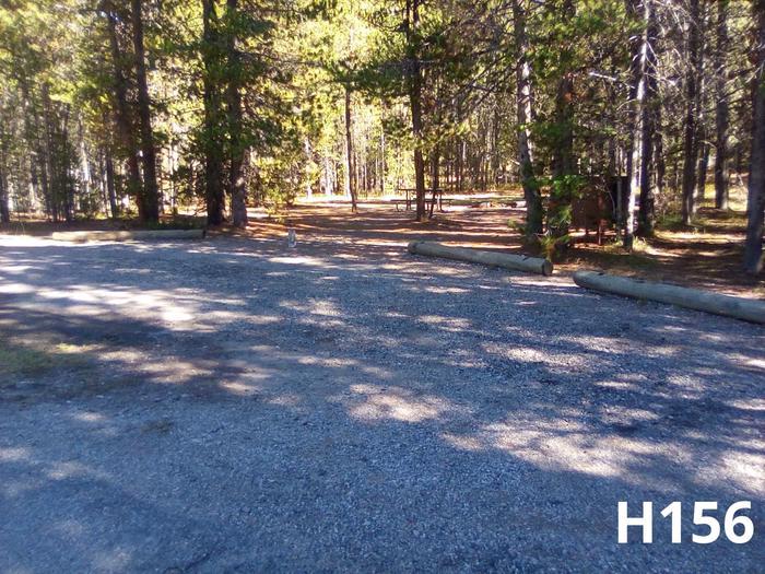 H Loop Site 156