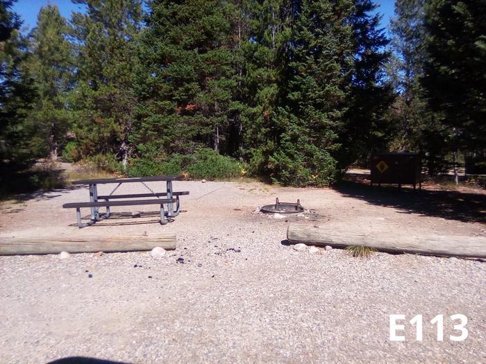 E Loop Site 113