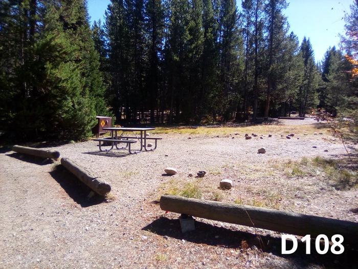 D Loop Site 108