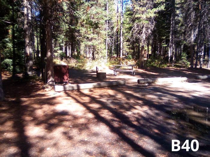 B Loop Site 40