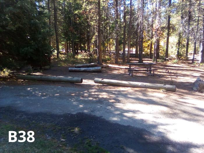 B Loop Site 38