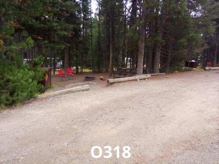 O Loop Site 318