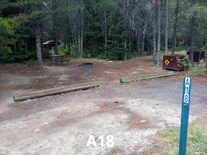 A Loop Site 18