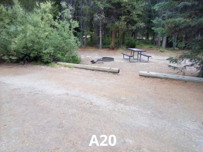 A Loop Site 20