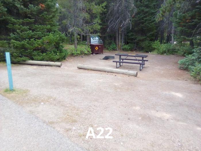 A Loop Site 22