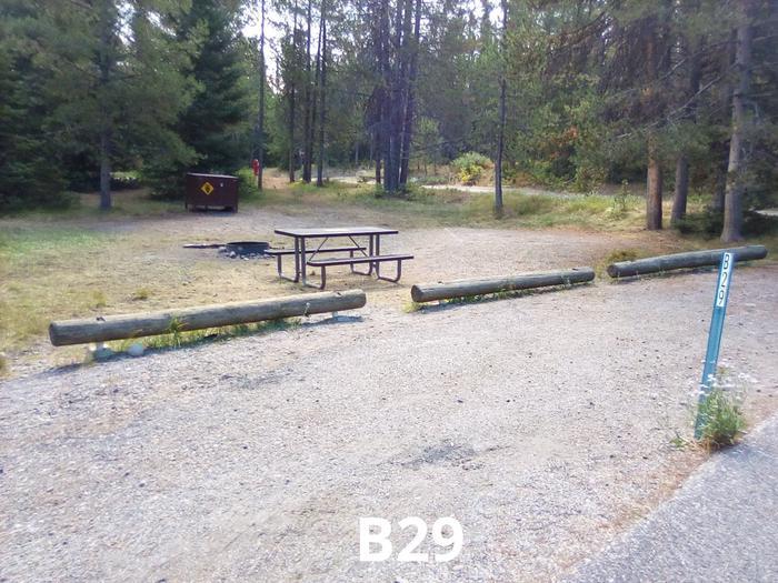 B Loop Site 29