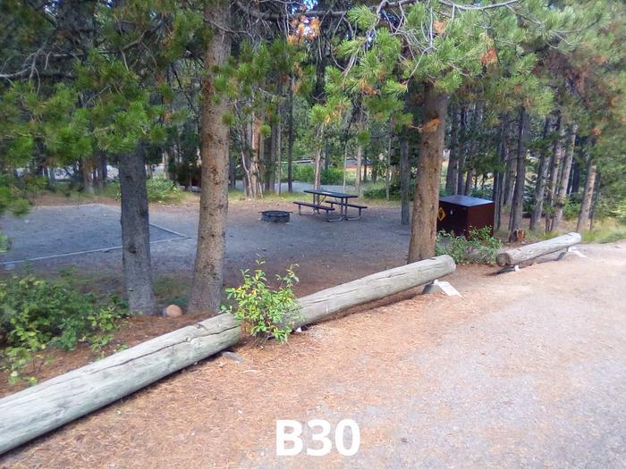 B Loop Site 30