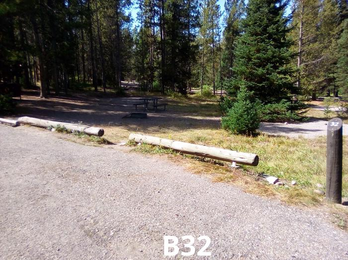 B Loop Site 32