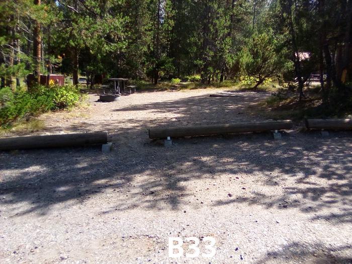 B Loop Site 33