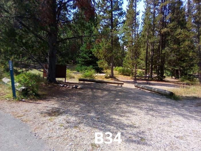B Loop Site 34
