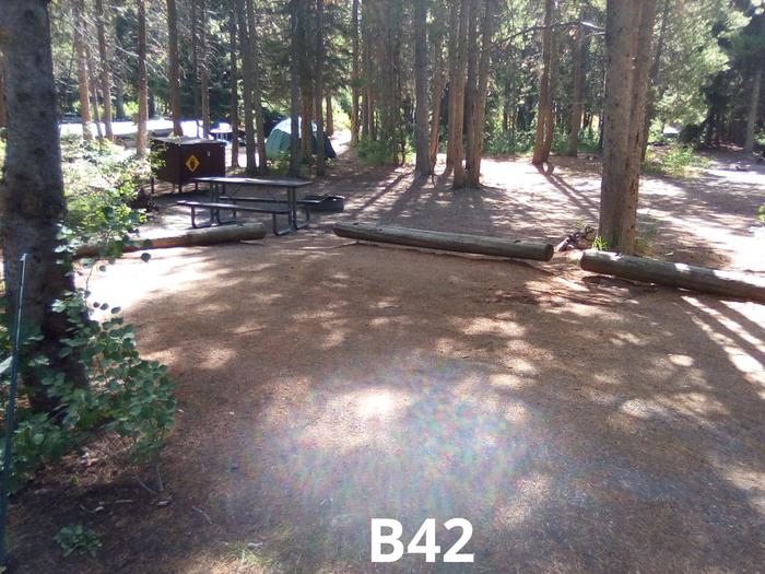 B Loop Site 42