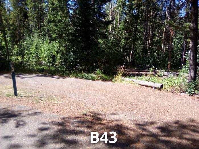 B Loop Site 43