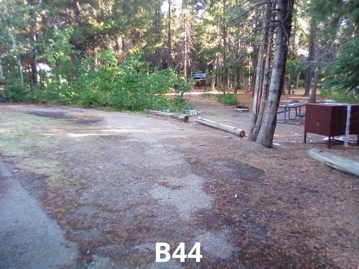 B Loop Site 44