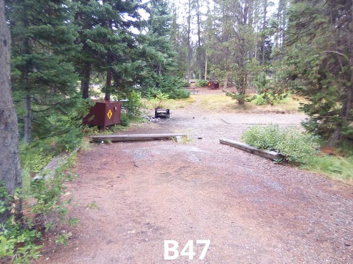 B Loop Site 47