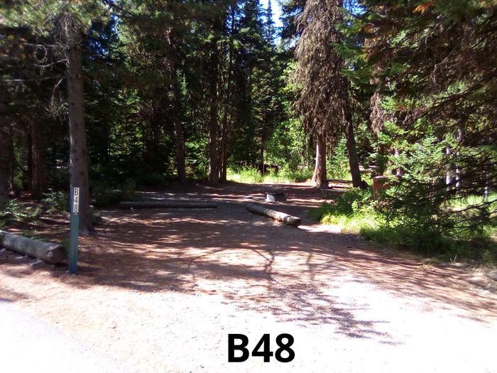 B Loop Site 48
