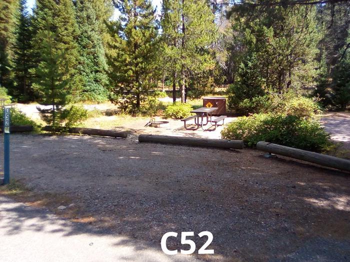 C Loop Site 52
