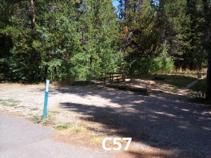 C Loop Site 57