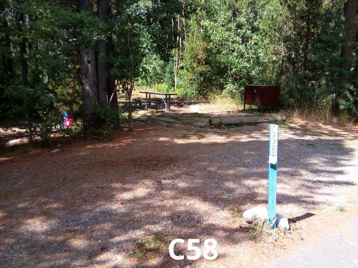 C Loop Site 58