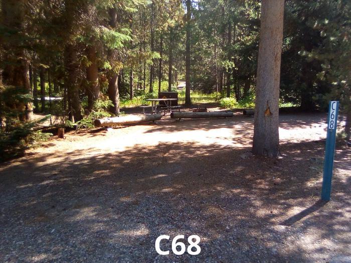 C Loop Site 68