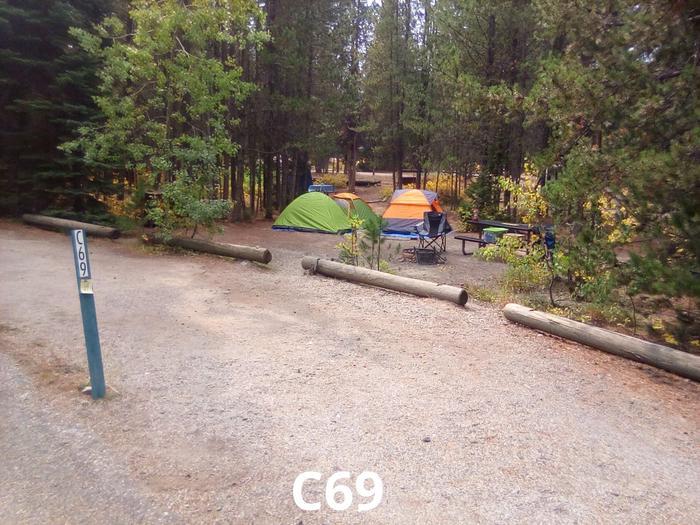 C Loop Site 69
