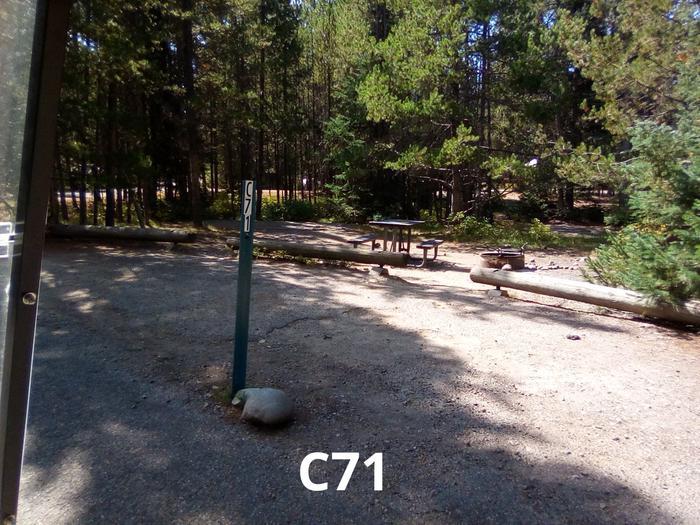 C Loop Site 71