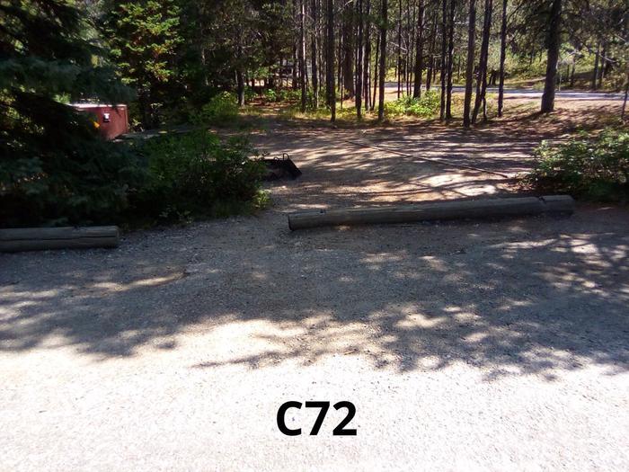 C Loop Site 72