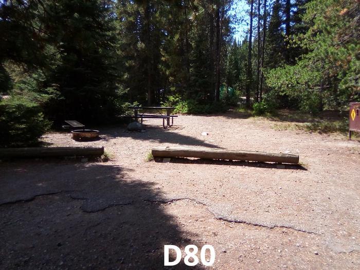 D Loop Site 80