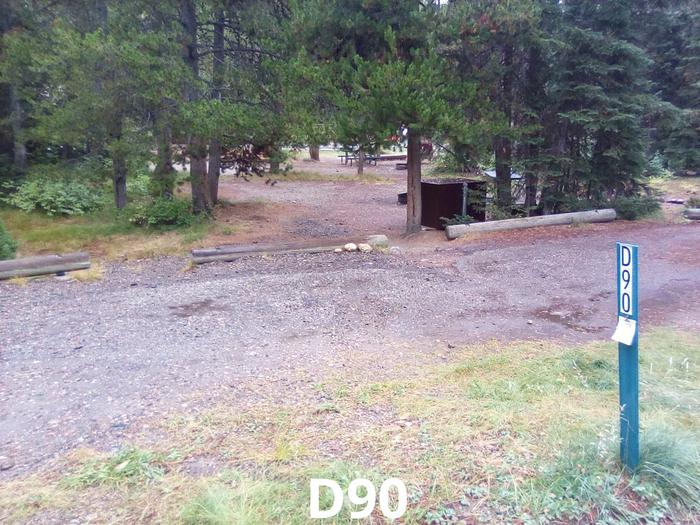 D Loop Site 90