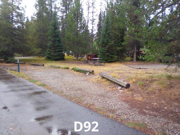 D Loop Site 92