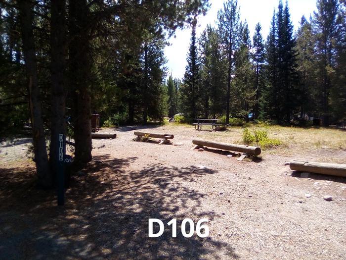 D Loop Site 106