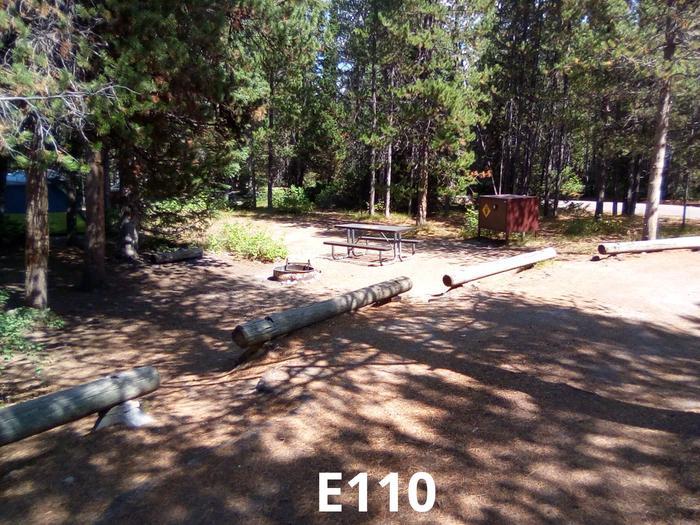 E Loop Site 110