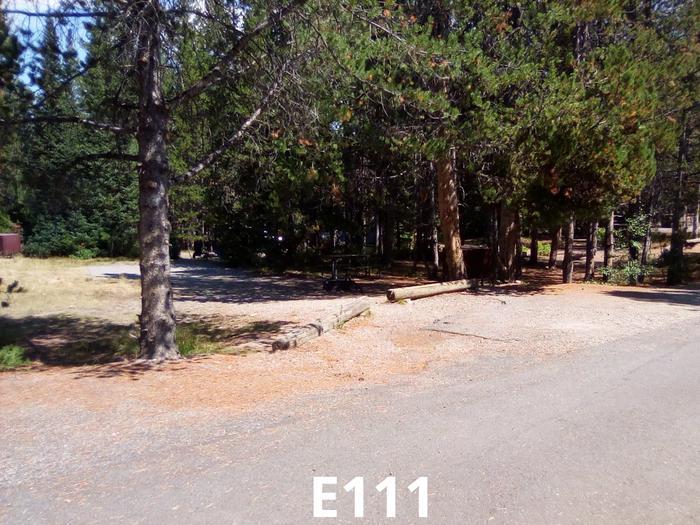 E Loop Site 111